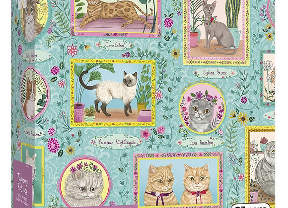 Gibson's - Famous Felines (1000)