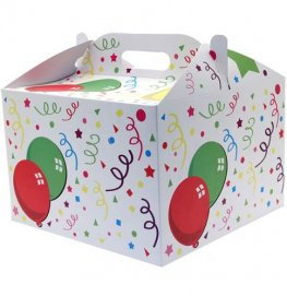Birthday Balloon Box