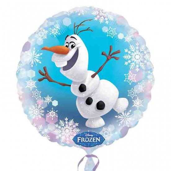 "Frozen Olaf - 18"" Foil"