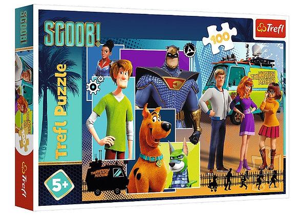 Trefl - Scooby Doo 100 Piece Puzzle