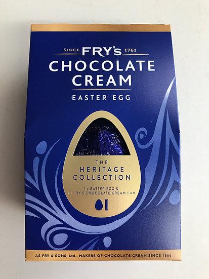 Fry's Chocolate Creme Easter Egg