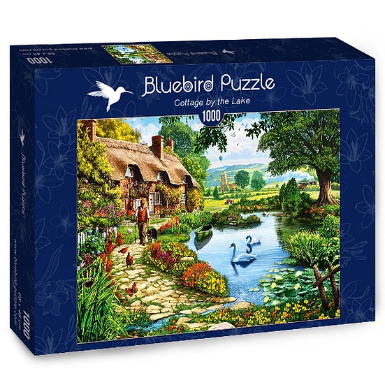 Bluebird - Cottage by the Lake (1000)