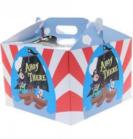 Ahoy There - Happy Birthday Balloon Box