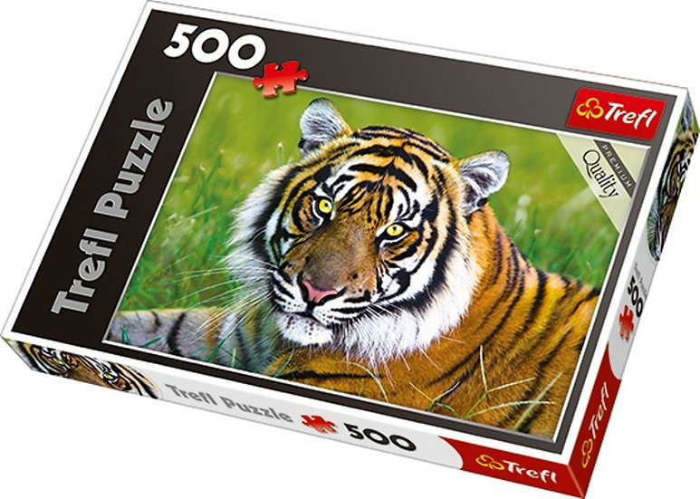 Trefl - Tiger (500)