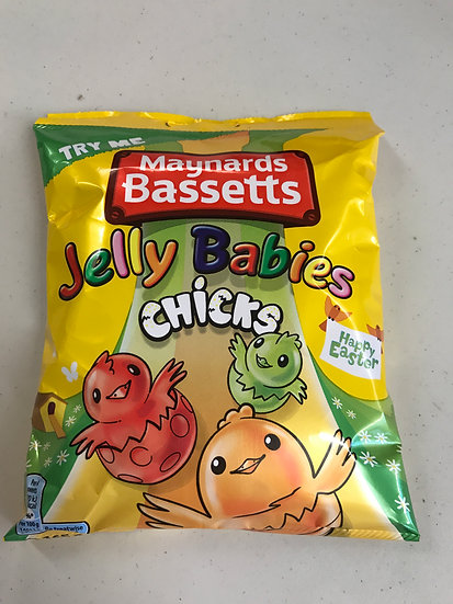 Jelly Baby Chicks