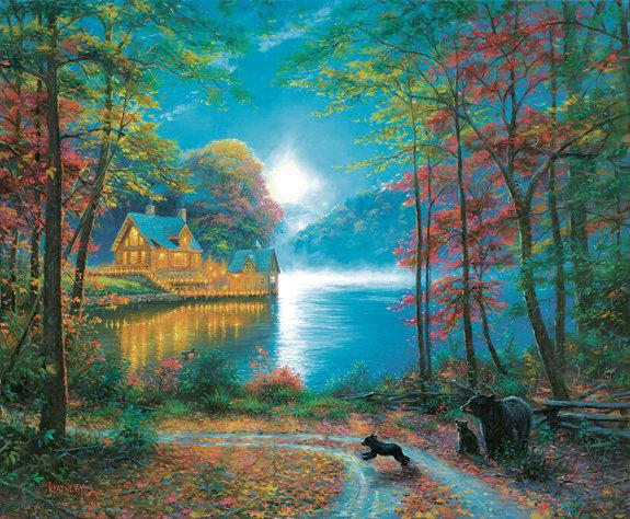 Sunsout - Lakeside Dreams (1000)