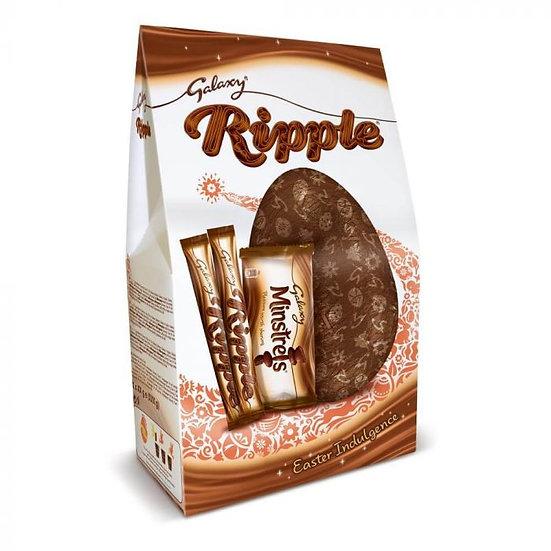 Galaxy Ripple Chocolate Easter Egg Indulgence 286g
