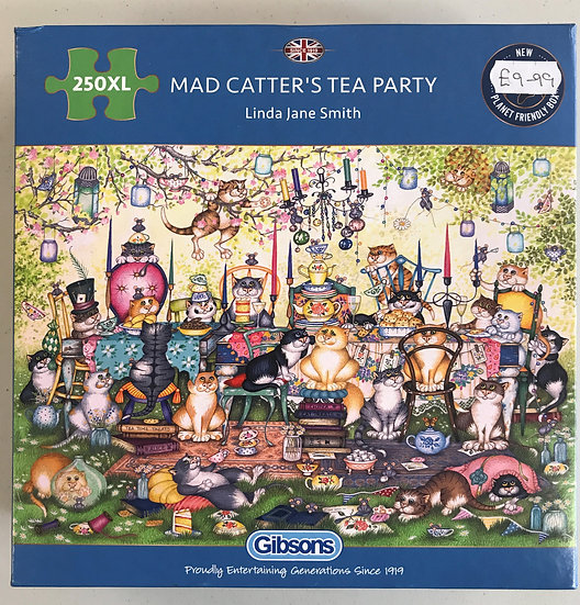 Mad Catters Tea Party (250XL)