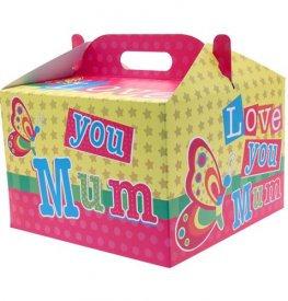 Love You Mum Balloon Box