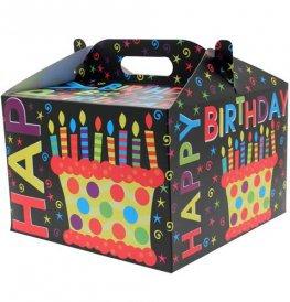 Happy Birthday Balloon Box