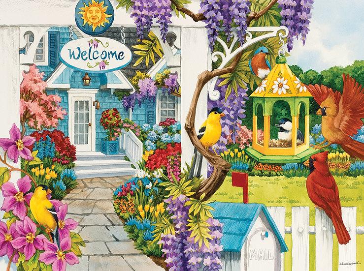 Sunsout - Wisteria Cottage (1000)