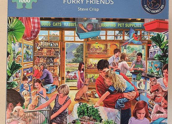 Furry Friends (1000)