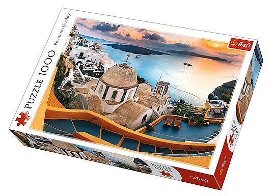 Trefl - Fairyland Santorini (1000)