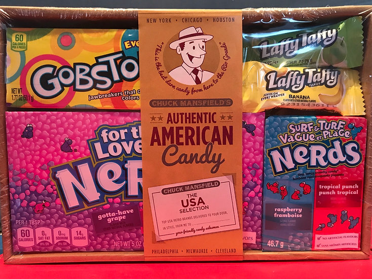 American Candy Gift Set