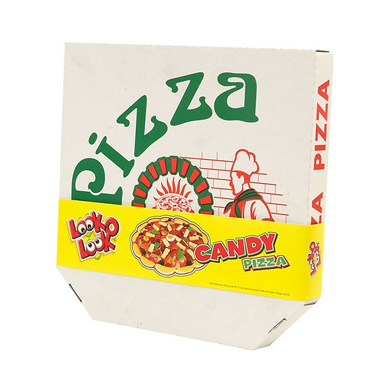 Look-O-Look Candy Pizza - 435g