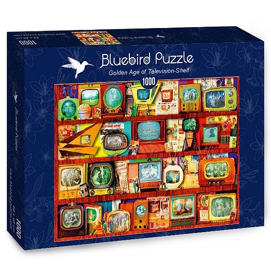 Bluebird - Golden Age of Television Shelf (1000)