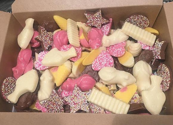 Pick 'N' Mix Chocolate Box - 500g