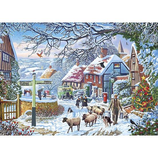 Gibson's - A Winter Stroll (1000)