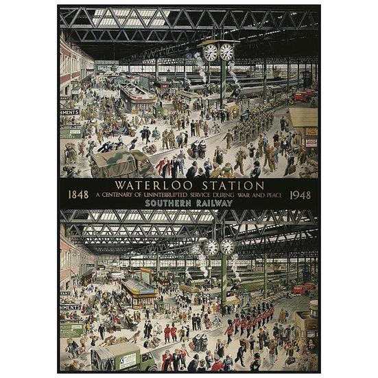 Gibson's - Waterloo War & Peace (1000)