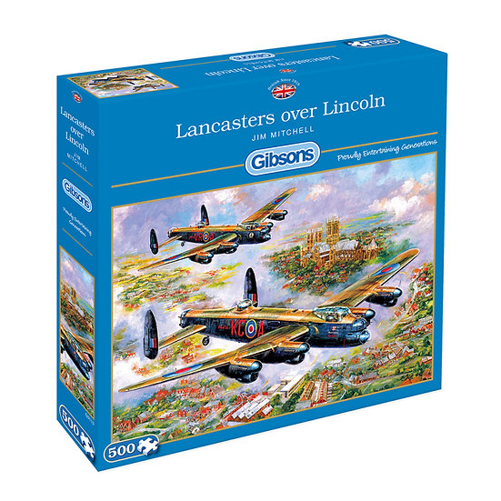 Lancaster's over Lincoln (500)