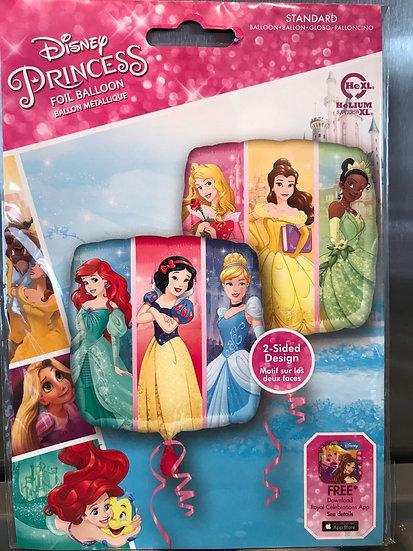 "Disney Princess 18"" Foil"