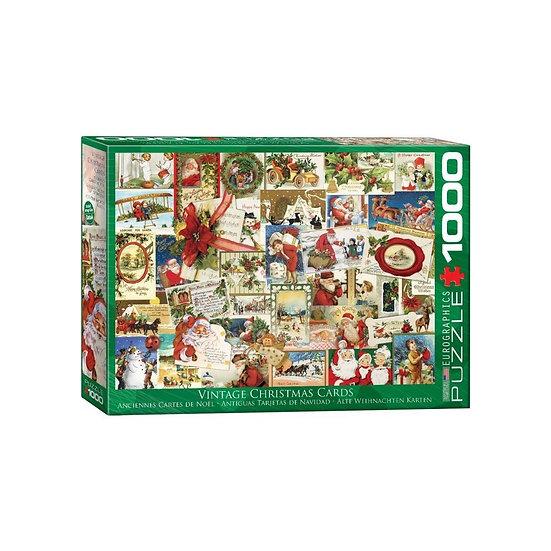 Eurographics - Vintage Christmas Cards (1000)
