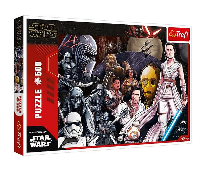Trefl - Star Wars 9 -  Puzzle (500)