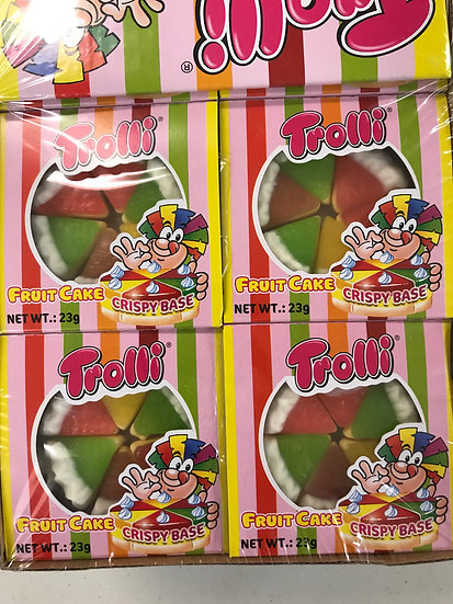 Trolli Fruit Cake