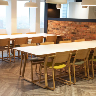 Shoot at a Manchester based serviced office for Chorus Furniture, part of New Design Group