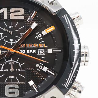 Diesel watch product shot.