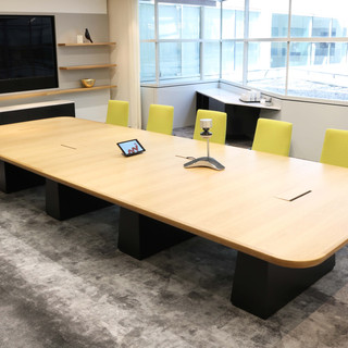 Executive meeting rooms and corporate dining shoot for Cambridge Park at 'IG Index'