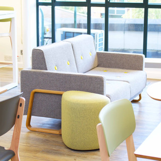 Shoot at 'Green Square' for Chorus Furniture, part of New Design Group