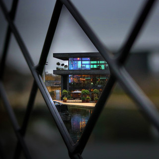The Lighterman Pub, King's Cross, London.