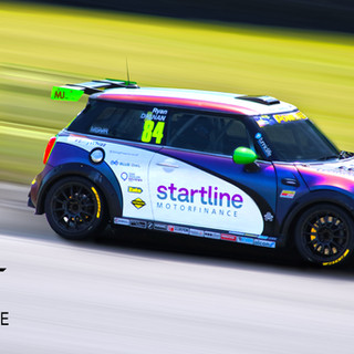 Was great to watch some of the warm up laps for the Mini Challenge at Brands Hatch, Kent.