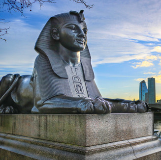 Sphinx on the Thames
