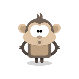 Monkey with Shadow.png