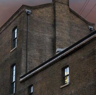 Fish & Coal Buildings, King's Cross.