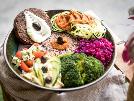 L'alimentation végane : healthy or not healthy ?