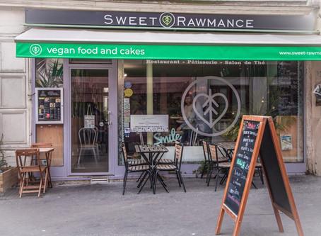 Rawcakes devient Sweet Rawmance !