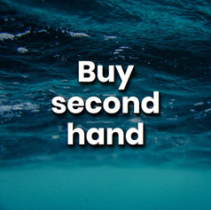 Purchasing something second hand removes the need to create a new one. It cuts down on manufacturing demands and lowers the amount of waste that ends up in landfill.