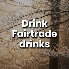 The Fairtrade standard provides improvements on the production cycle of your favourite drinks and ensures they are farmed in the most environmentally friendly way.