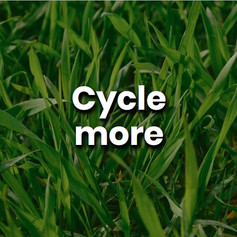 Cycling is carbon neutral. It is also a great way to exercise and will save you a lot of money, with some companies offering grants and incentives to cyclists.