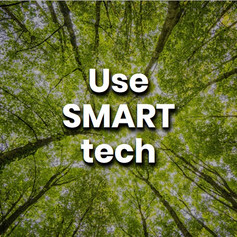Smart tech is a great way to improve and optimise your house's energy needs. These systems can all be easily controlled from your laptop or smartphone.