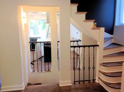 Berwyn Stairs Kitchen