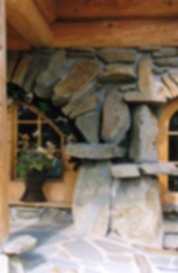 Custom masonry and stone work