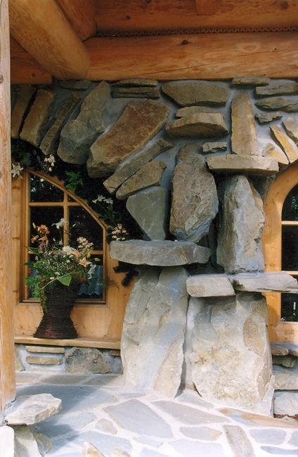 Custom masonry and stone work