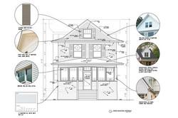 1127 S Home ave Oak Park_Design