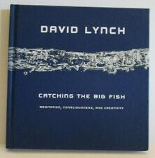 David Lynch, Catching the Big Fish $400 (Signed First Edition)