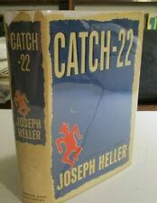 Catch--22 by Joseph Heller, $450 (First Edition, 2nd Printing)