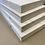 Thumbnail: Rustic Shelves | Solid Chunky Wood | Home | Office | Bar | 22cm x 3.6cm